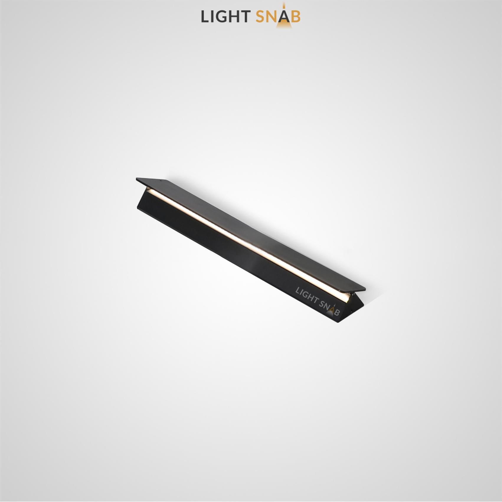 Настенный светодиодный светильник Live размер M