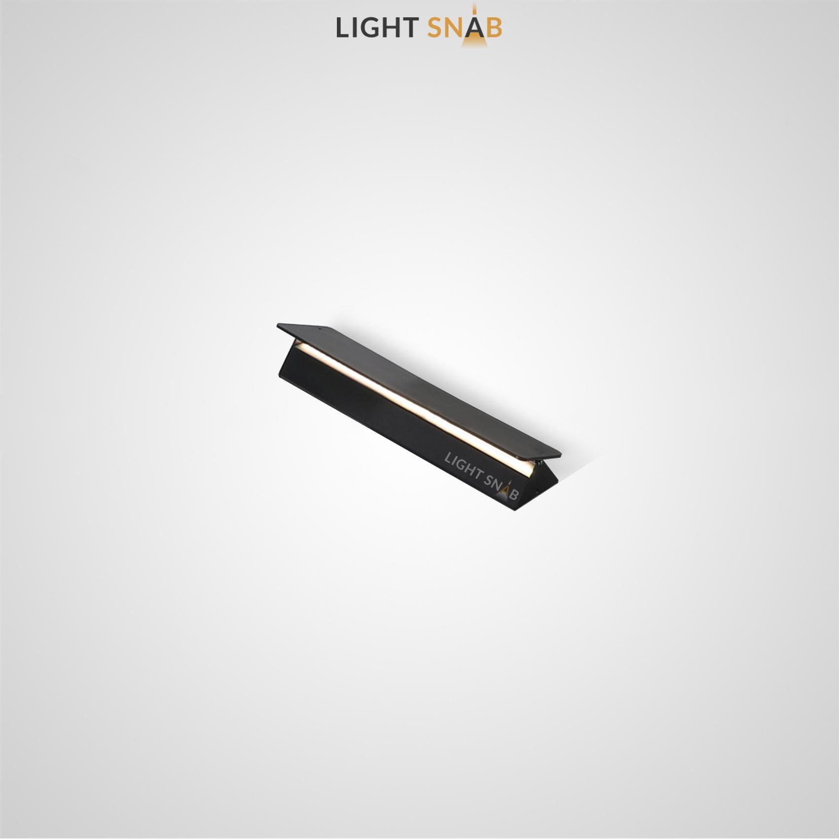 Настенный светодиодный светильник Live размер S