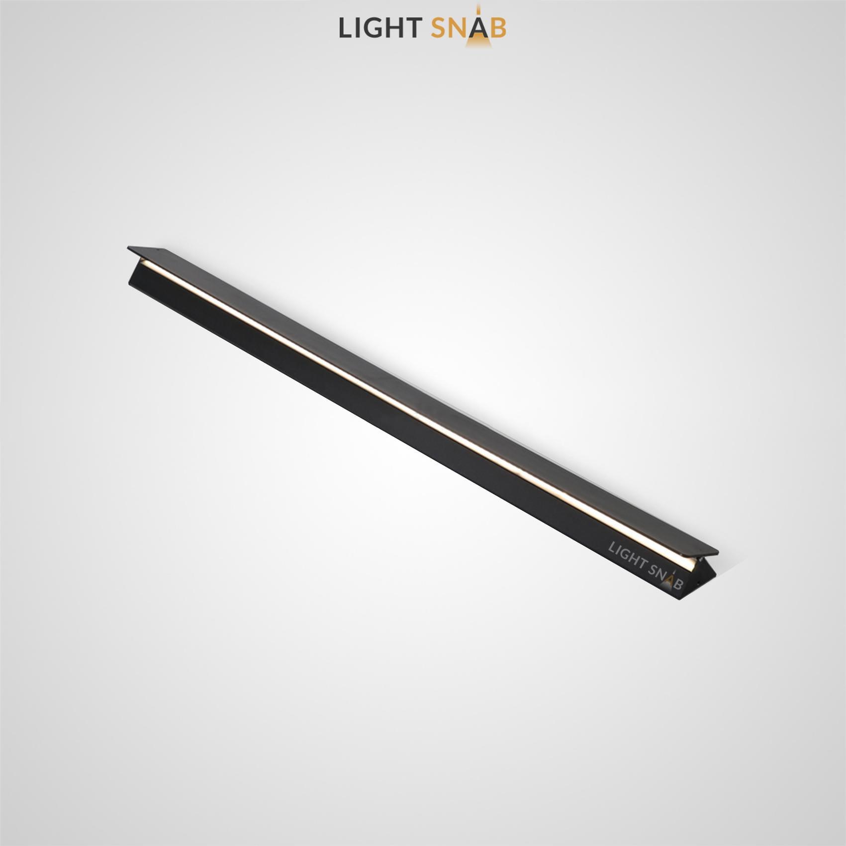 Настенный светодиодный светильник Live размер XL