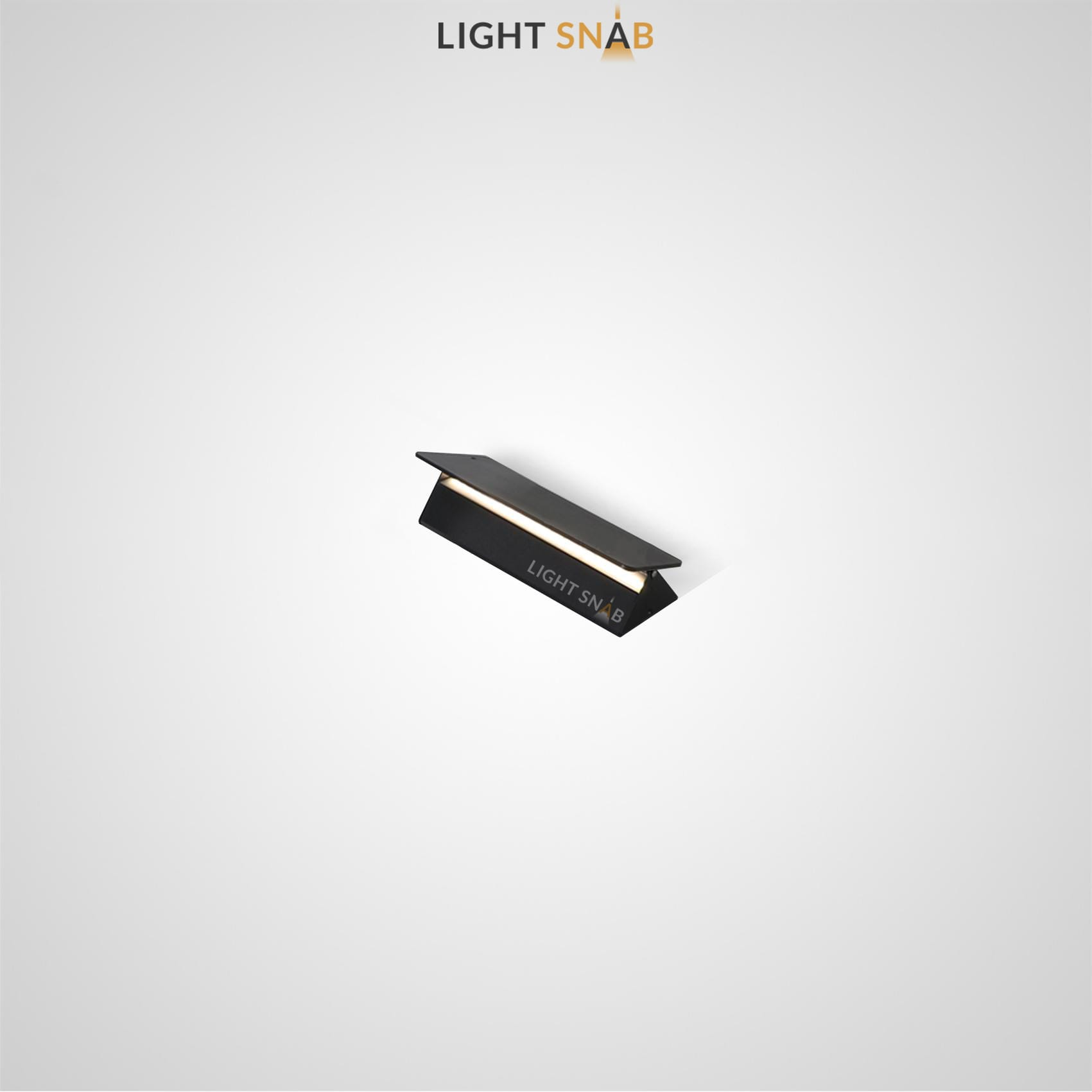 Настенный светодиодный светильник Live размер XS