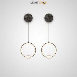 Настенный светодиодный светильник Luana Wall