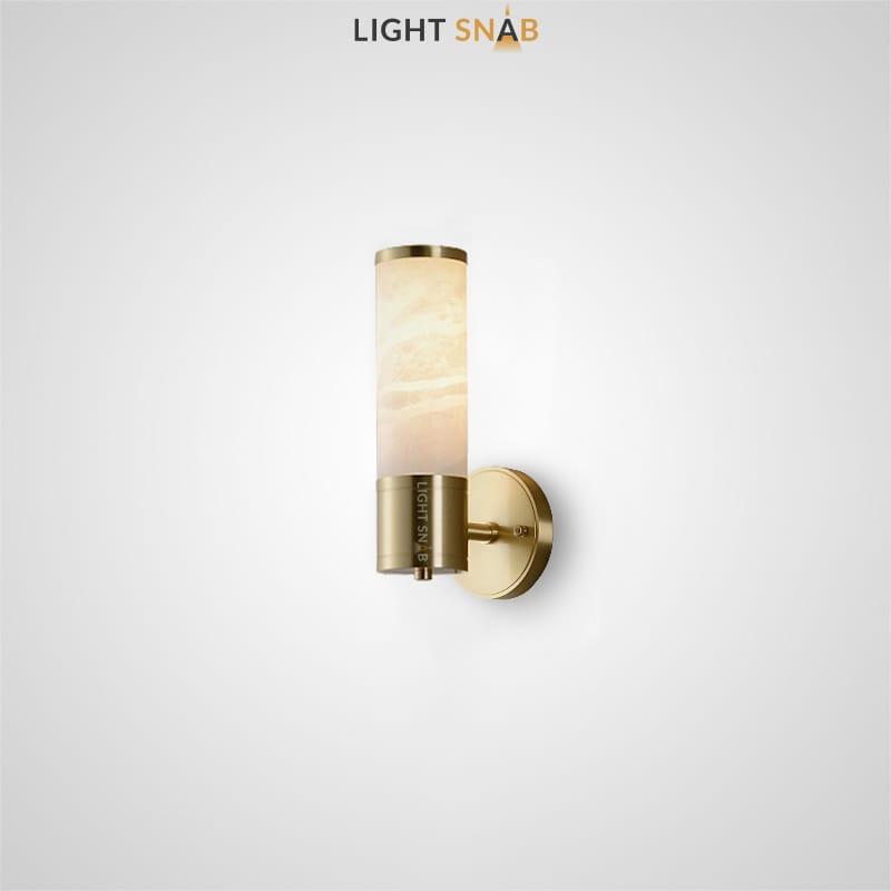 Настенный светильник Marble Wall 1 лампа