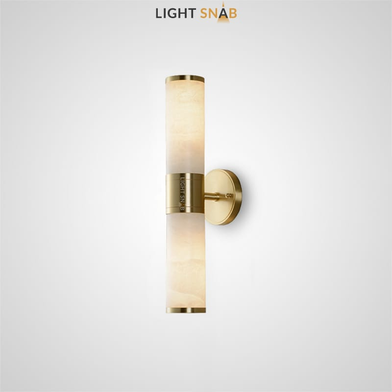 Настенный светильник Marble Wall 2 лампы