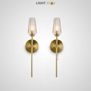 Настенный светильник Mariet