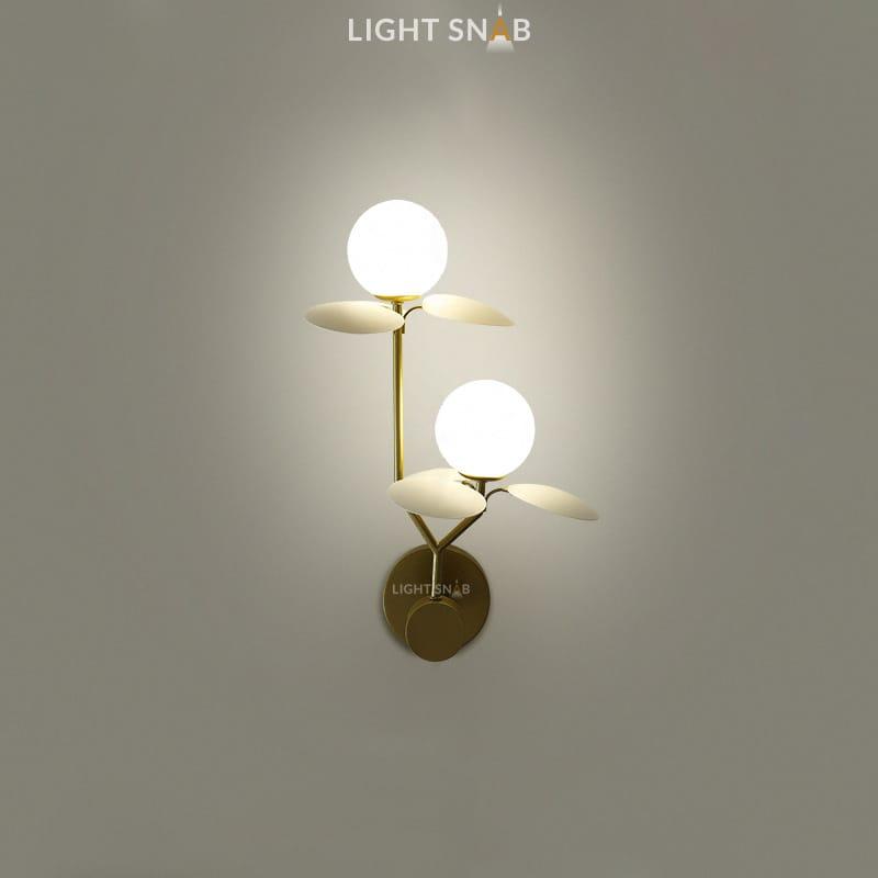 Настенный светильник Matisse Wall Duo цвет белый