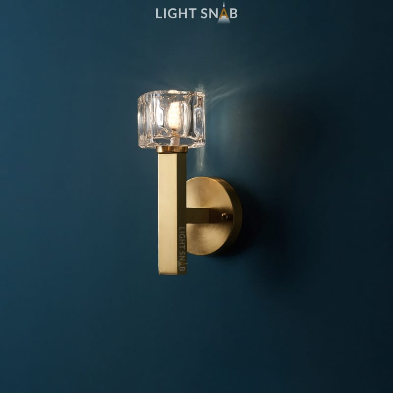 Настенный светильник Maura 1 лампа
