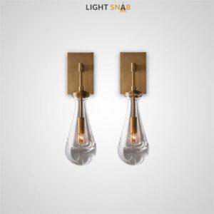 Настенный светильник Melany Wall