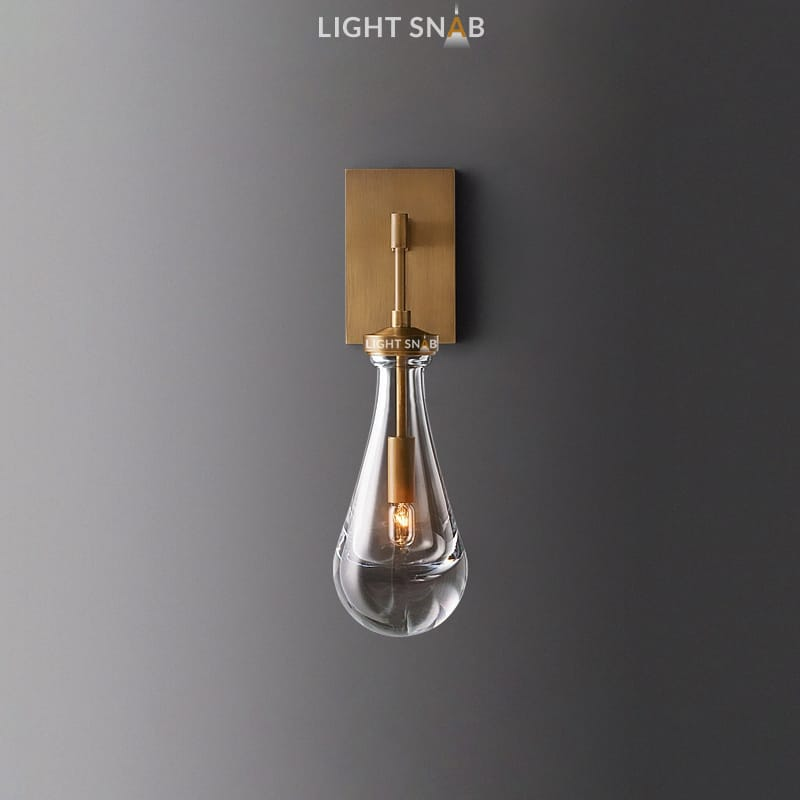 Настенный светильник Melany Wall цвет медь