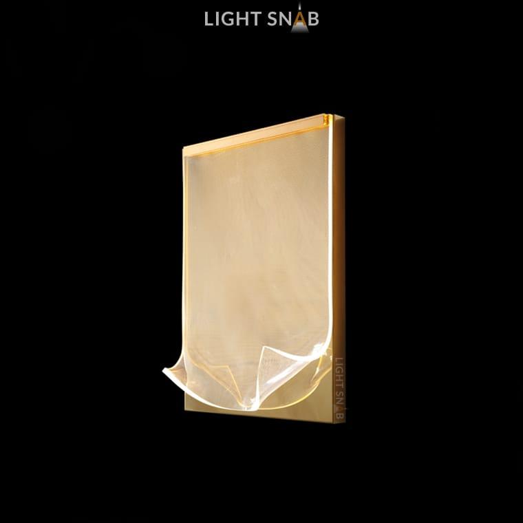 Настенный светодиодный светильник Miran Wall модель A