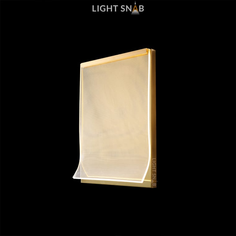 Настенный светодиодный светильник Miran Wall модель B