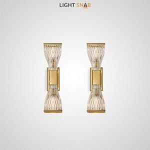 Настенный светильник Nica