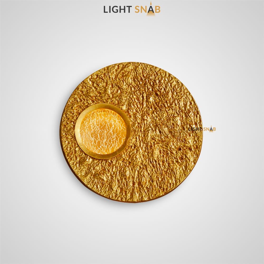 Настенный светильник Oona цвет золото