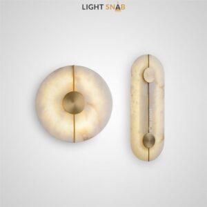 Настенный светодиодный светильник Phebe