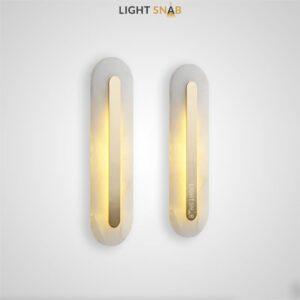 Настенный светодиодный светильник Phebe B