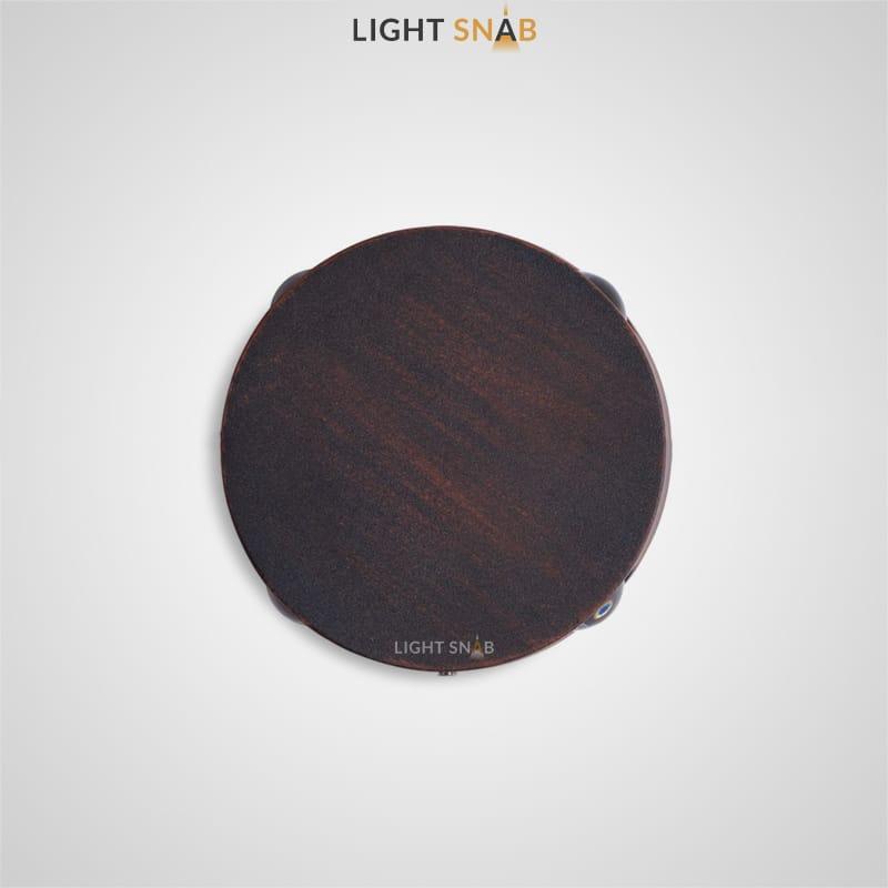 Настенный светодиодный светильник Port цвет медь