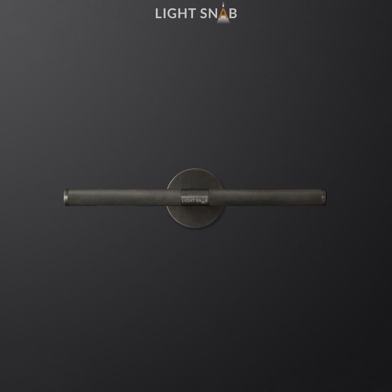 Настенный светильник Regent модель A цвет черный