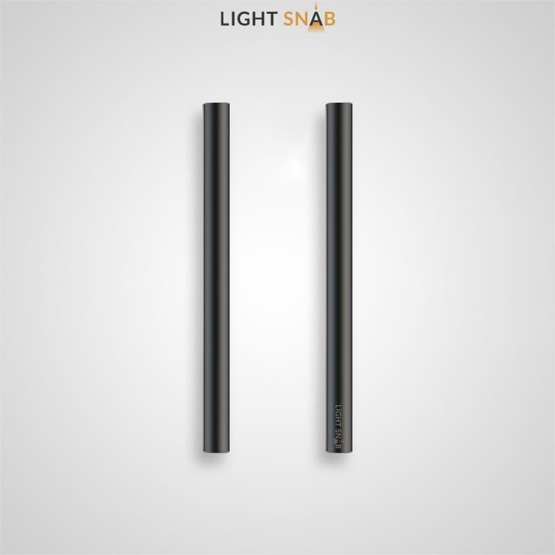 Настенный светодиодный светильник Riborg вытянутой цилиндрической формы