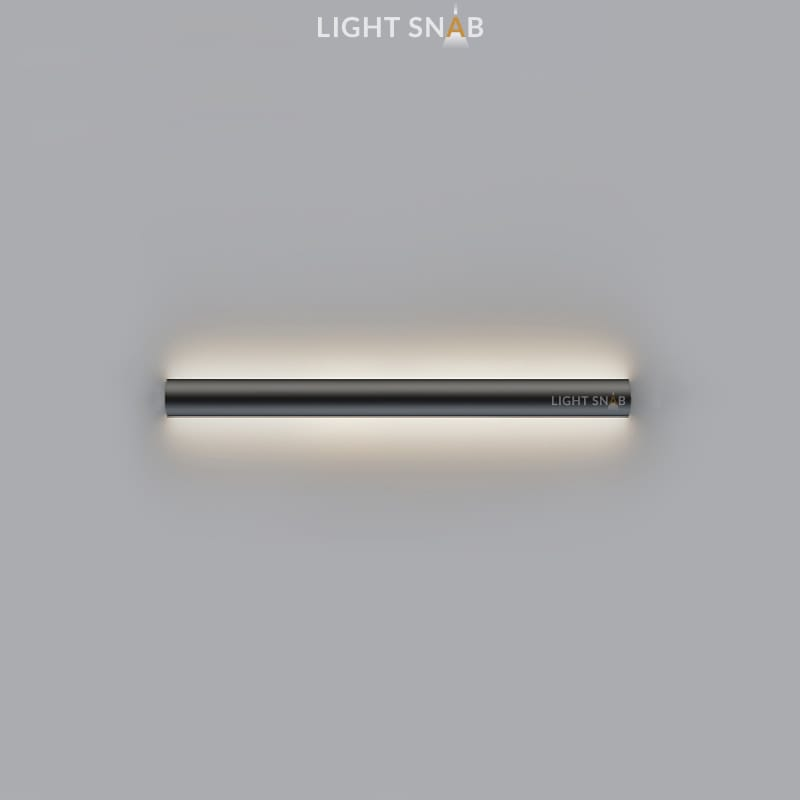 Настенный светодиодный светильник Riborg размер L теплый свет