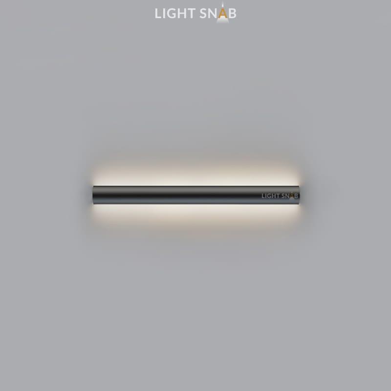 Настенный светодиодный светильник Riborg размер M теплый свет