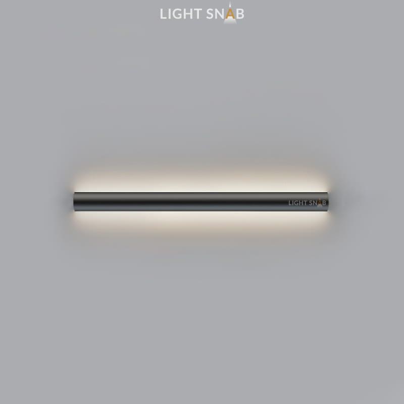 Настенный светодиодный светильник Riborg размер XL теплый свет