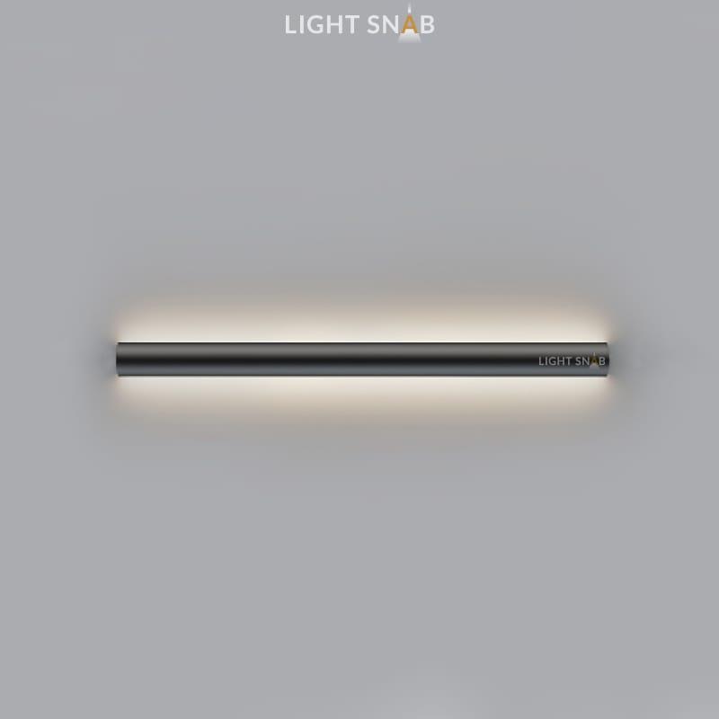 Настенный светодиодный светильник Riborg размер XXL теплый свет