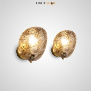 Настенный светильник Riffle Wall