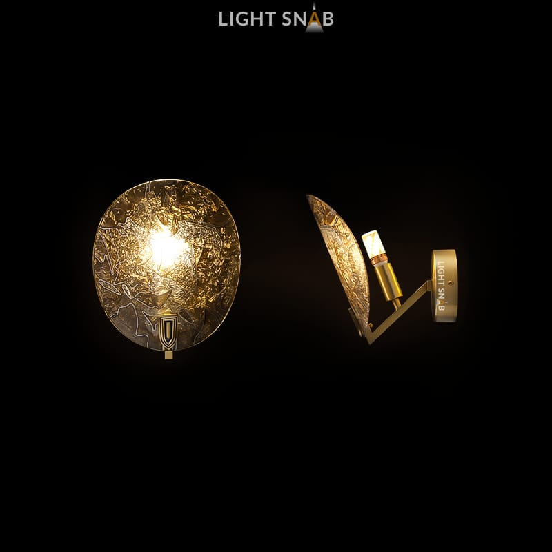 Настенный светильник Riffle Wall 1 лампа