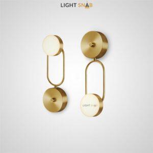 Настенный светодиодный светильник Rodny