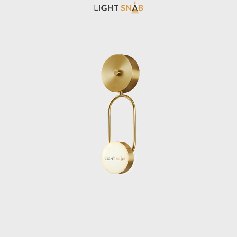 Настенный светодиодный светильник Rodny тип A
