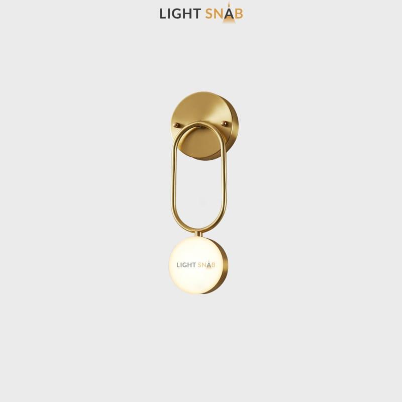Настенный светодиодный светильник Rodny тип B