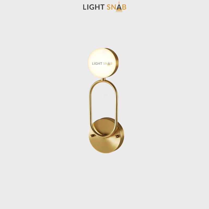 Настенный светодиодный светильник Rodny тип C