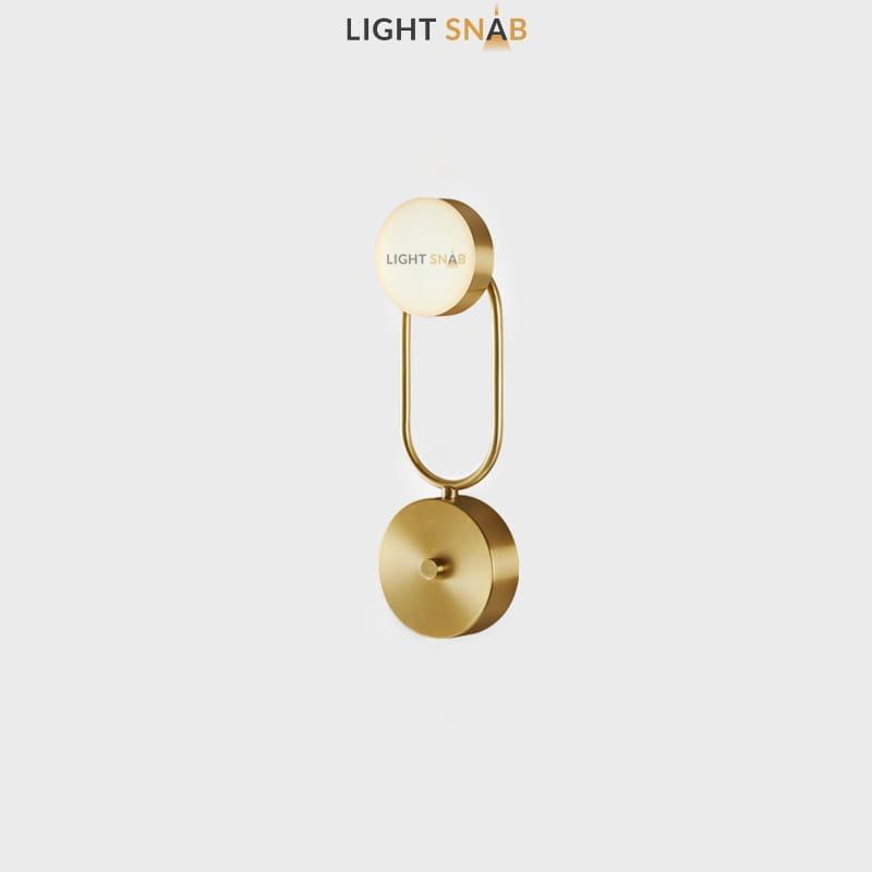 Настенный светодиодный светильник Rodny тип D