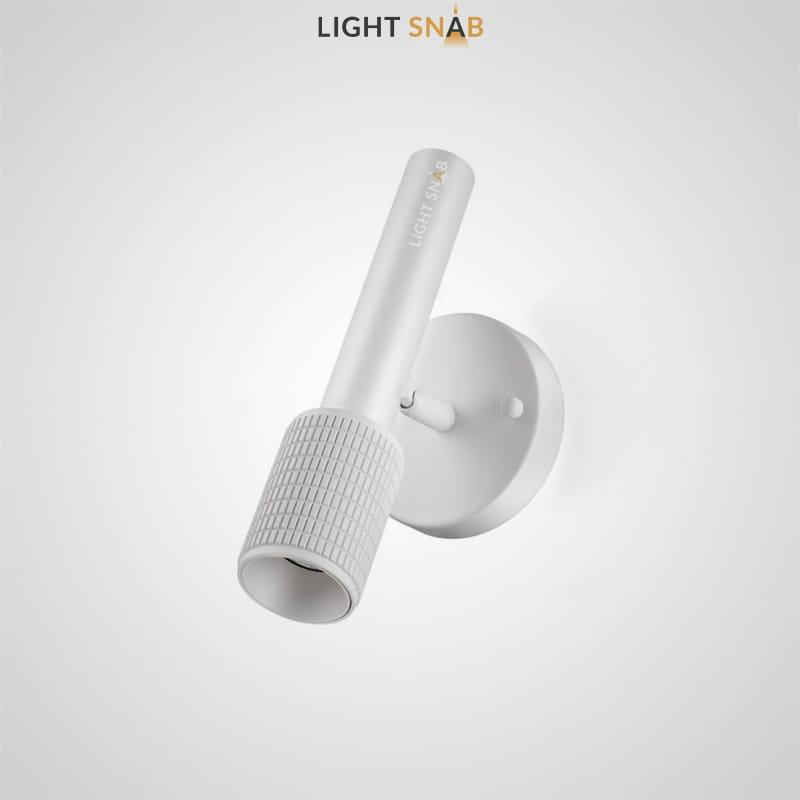 Настенный светильник Ruchs Wall с поворотным плафоном