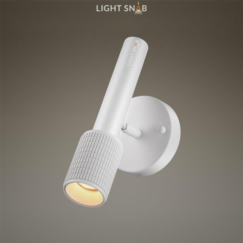 Настенный светильник Ruchs Wall цвет белый