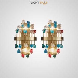 Настенный светильник Rufina