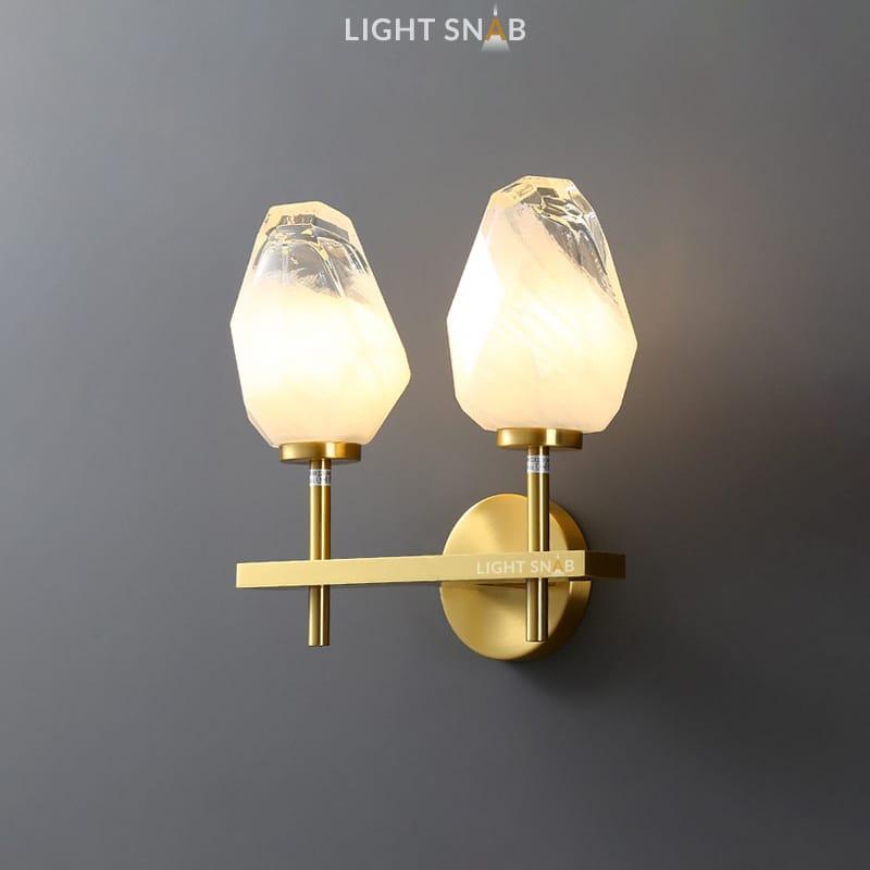 Настенный светильник Seleste Wall B модель A лампы 2