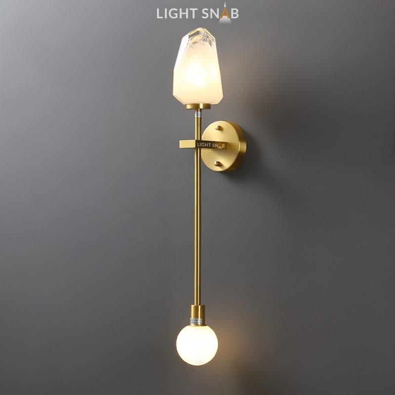 Настенный светильник Seleste Wall B модель B лампы 2