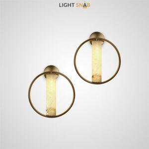 Настенный светодиодный светильник Sevia