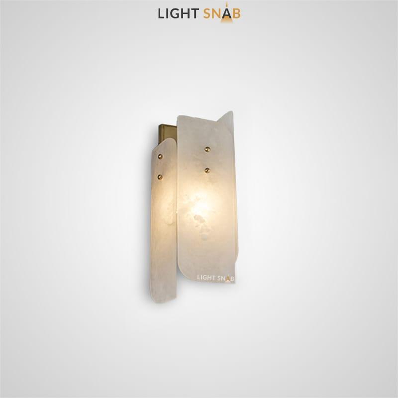 Настенный светильник Slipa модель A