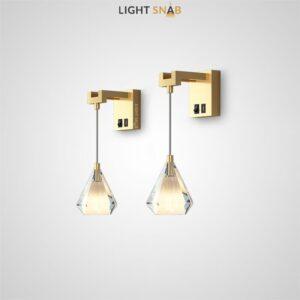 Настенный светильник Soldis Wall