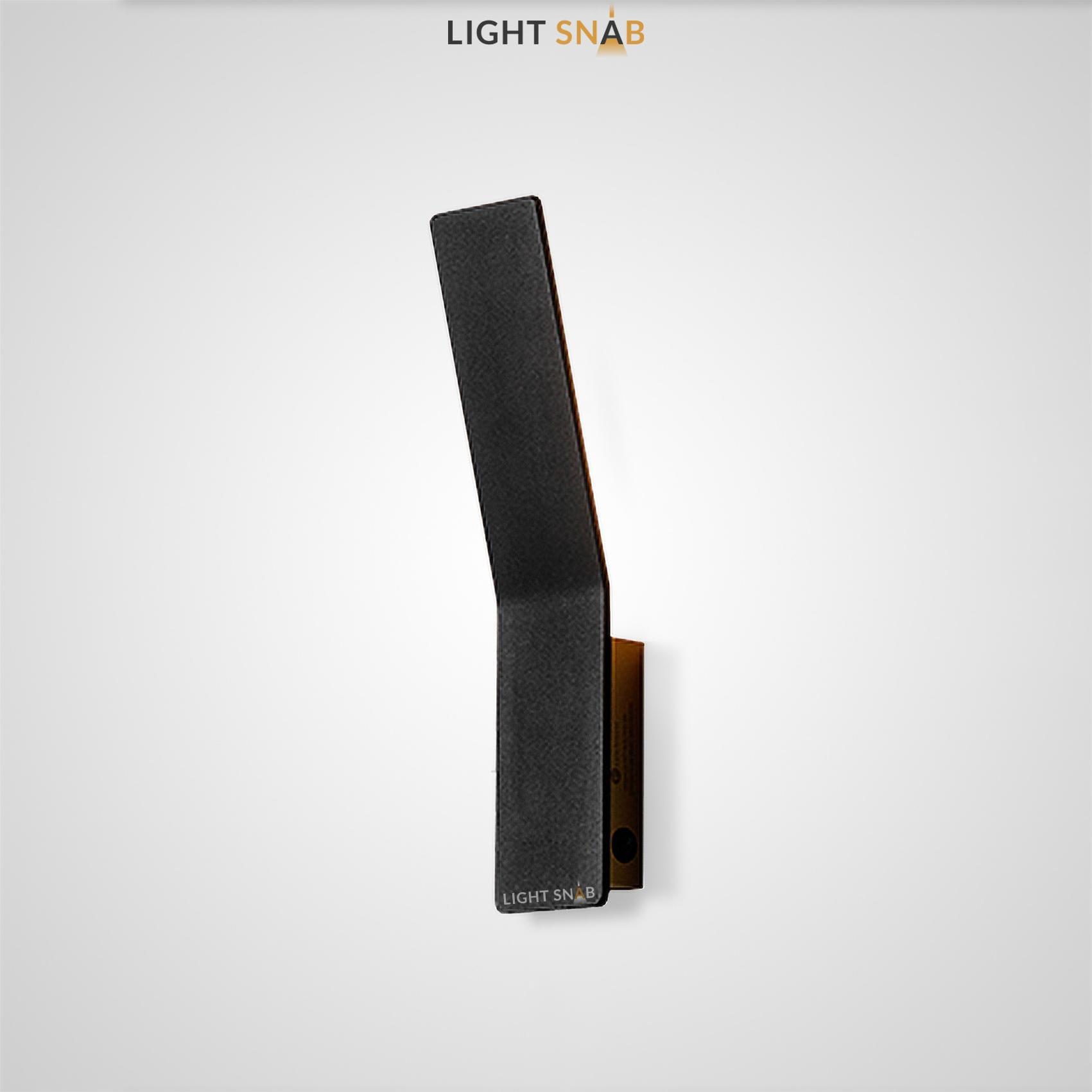 Настенный светодиодный светильник Song холодный свет