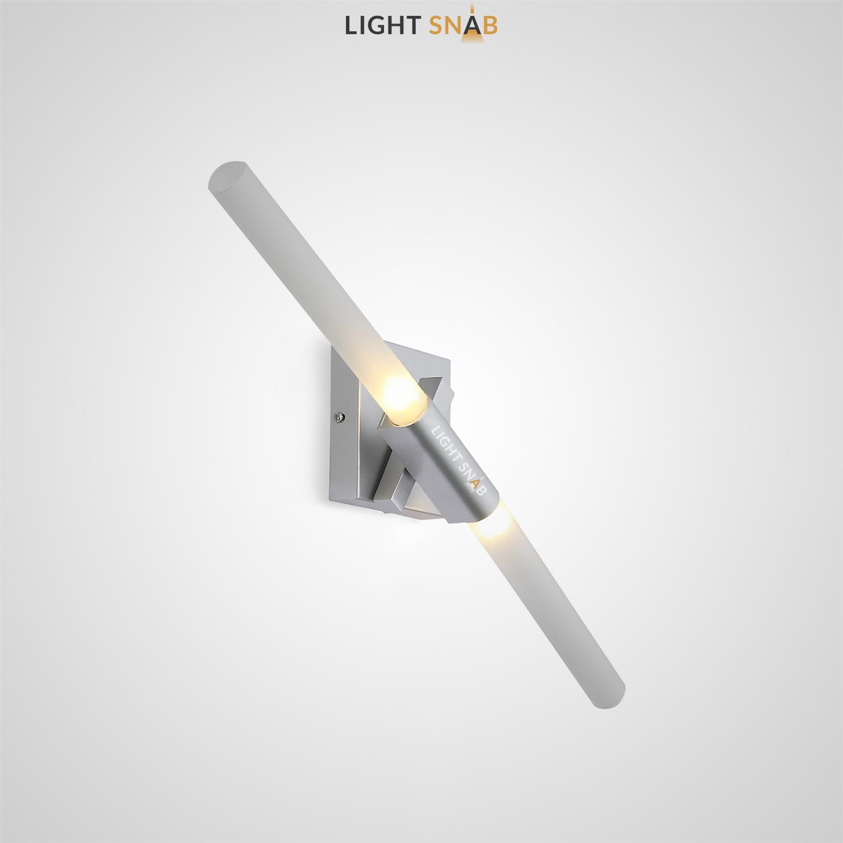 Настенный светильник Spada Wall цвет хром