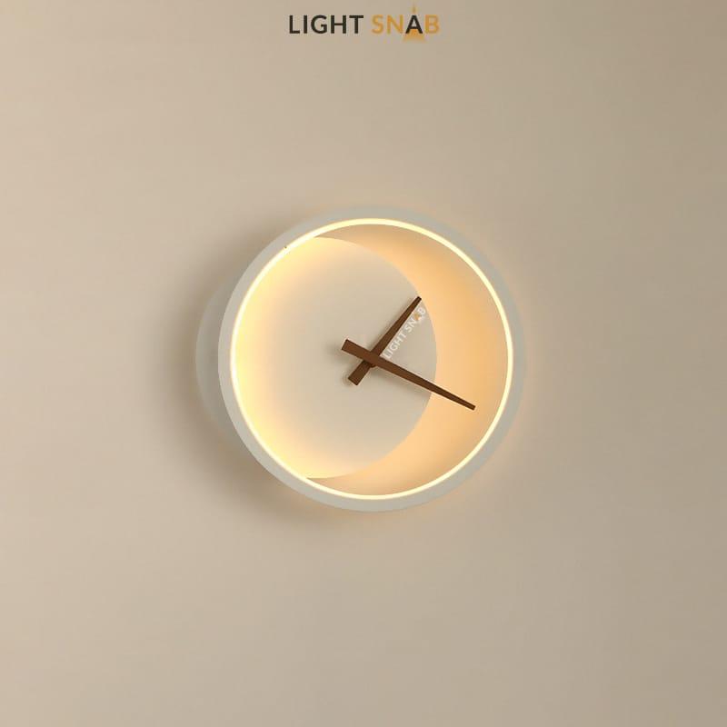 Настенный светильник Spenser модель A цвет белый