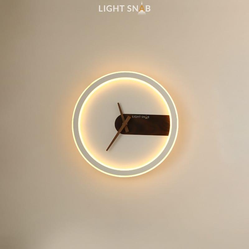 Настенный светильник Spenser модель B цвет белый