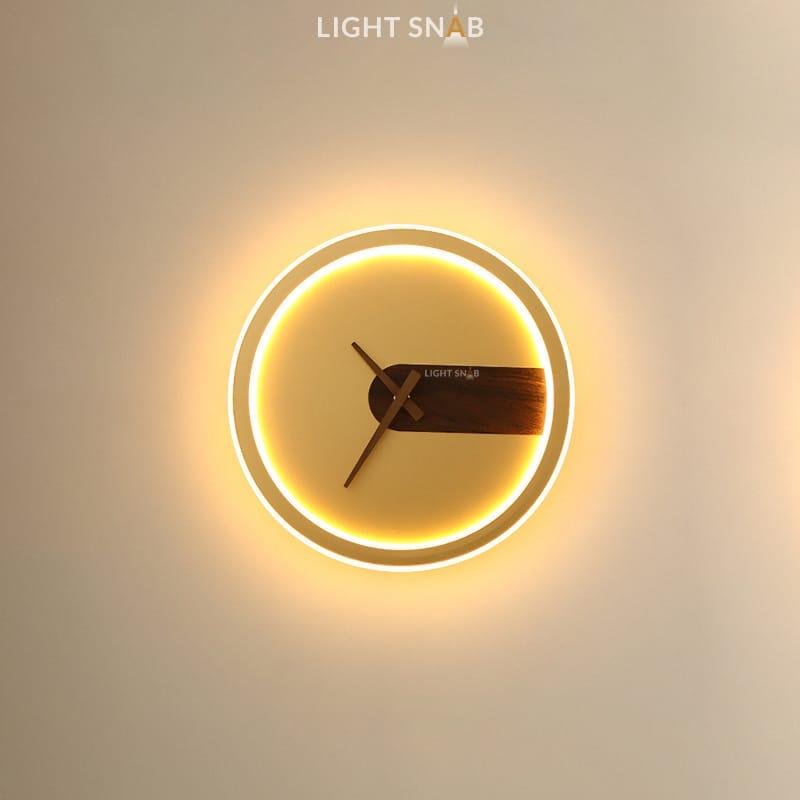 Настенный светильник Spenser модель B цвет латунь