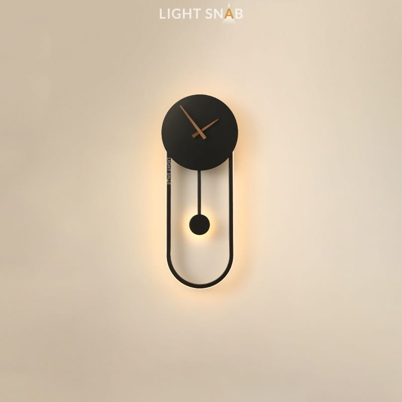 Настенный светильник Spenser модель C цвет черный