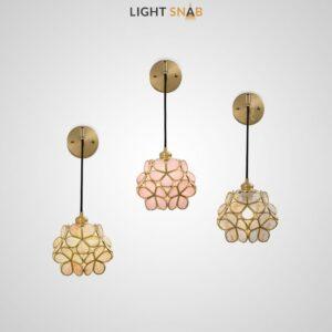 Настенный светильник-бра Sum Wall