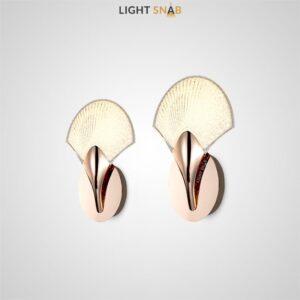 Светодиодный настенный светильник Sunray