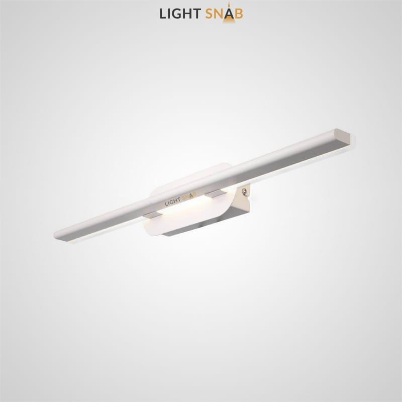Светодиодный настенный светильник Suraet размер M цвет белый