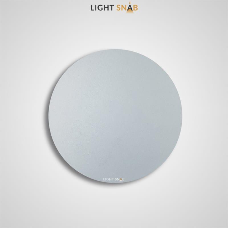 Настенный светодиодный светильник Talp размер M цвет белый